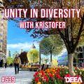 Kristofer - Unity in Diversity 639 @ Radio DEEA (08-05-2021)