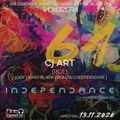 CJ Art - Independance 064 Exclusive Guest Mix on RadiOzora (November 2020)