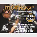 DJ FATFINGAZ LIVE ON THE SUMMER MIX WEEKEND 2017 ON HOT 97