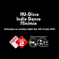NU-Disco Minimix - the 04th of july 2021 - on NPO Radio 2 - in the Soulnight