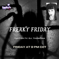 Freaky Friday 16/07/2021 - Post-Punk, Dark-Wave and all styles of Gothic from Berlin