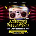 UK Pressure Universal Reggae Vybz Session With Presenter Lady Blessed Gee