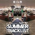 DJ GARNS - SUMMER TRACKLIST PART 2