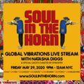 Soul in the Horn: Global Vibrations Vol. II