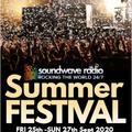 Dj Garth SA live at the Soundwave Summer festival