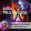 Tech House Session on the virtual Playa: Black Heart Theater @ Burn2
