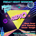 Midnight Riot Radio with guest Mark Brickman host Yam Who? 12 - 2 - 21
