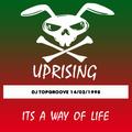 UPRISING 14/02/1998 DJ TOPGROOVE