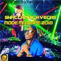 "DJ TOURAY PRESENTS ""THE SHATTAMAICA VEGAS MODE MIXTAPE 2018"""