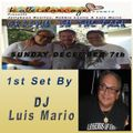 Groovin' In The Park December 7, 2014 - First Set By DJ Luis Mario