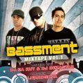 BASSMENT VOL. 1 MIXTAPE | MIXED BY DJ EA KUT & DJ DEZASTAR | HOSTED BY LIQUIDSILVA