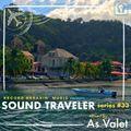SOUND TRAVELER Series #33 ft. As Valet