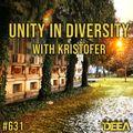 Kristofer - Unity in Diversity 631 @ Radio DEEA (13-03-2021)