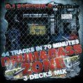 Drum&Bass Zone Mixtape // 44 tracks // 3 decks