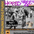 DDF live on MHYH - The Hope St Hustle - PART ONE: Cafe Dutch