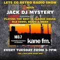 Kane 103.7 FM - Jack DJ Mystery - 90s House & Garage Flavas - 23.02.2021