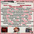 Halloween Havoc 2019 Ruste Juxx, Supreme Cerebral, Banish Habitual