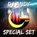 DJ ANDY - OVERNIGHT Special Set