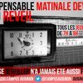 Lundispensable Matinale devient Radio Réveil 05/02/2015 Radio Campus Avignon