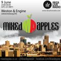 Mixed Apples Radio Show 009 - Ibiza Live Radio - mixed by Weston & Engine (Johannesburg, ZA)