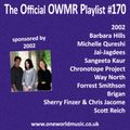 Playlist #170 Sponsored by 2002