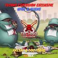 Techno Explosion Exclusive QLR017 - Arespi & Doc Idaho | Ufos & Aliens
