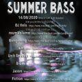 Summer Bass - August 2020 / unit