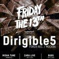 Dirigible5 - Live at Fair Play (Sky club, Sochi) 13/02/15