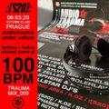 TraumaMix #005 - DJ :[S20]: - slowed down at 100 BPM