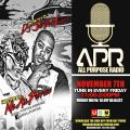 ALL PURPOSE RADIO PRESENT: THE ILL AMERIKAH MIX-STEP IT UP SMOOTH