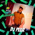 Knijper Party Simulator @ De Perifeer - 22/01/2021 - DJ Peer