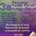 Revuelta Radial_Mesa Represiones d Estado y Búsqueda d Justicia I Mexico Guatemala Colombia Argentin