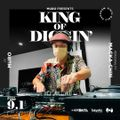 MURO presents KING OF DIGGIN' 2021.09.01【DIGGIN' くつジャケ】