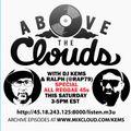 Above The Clouds - #132 - 6/9/18 (All Reggae 45 w/ Ralph aka @rap79)