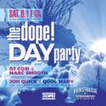 Qool DJ Marv LIVE at NYC DOPE Day Party at Harlem Beer Garden - August 11 2018