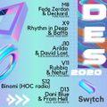 Dani Blue - Cold Leatherette - Switch Pocket Club