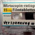 Verspannungskassette # 17 (C-90 mg) Mirtazapine Side