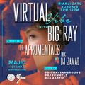 The Afromentals Mix #148 by DJJAMAD Sundays on Big Ray's Virtual Vibe 8-10pm EST  MAJIC 107.5 FM