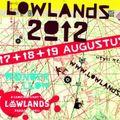 Oscar Mulero - Live @ Lowlands Festival, Netherlands  (18.08.2012)