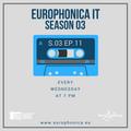 #IT GR / EUROPHONICA SEASON 3 EP 11 / 10.01.2018