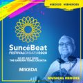 Suncebeat Musical Heroes Guest Mix #32 Mike Denby-Ashe