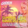 djsaxlondon summer bangers july 2020 (pop smoke,doja cat, black pink...)