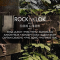 ROCK DIE LOK with JUNIOR FREAK and THE DIZZY DIZZERS <3