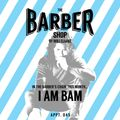 The Barber Shop by Will Clarke (I AM BAM)