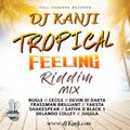 Tropical Feelings Riddim Mix 2018 (DJ Kanji)