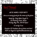 D-Lux for Red Thread Foundation for Women