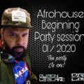 afrohouse party session beginning jan 2020
