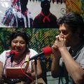 Corazón de la Palabra 17  ༄ Natsiká Viaje Poesía Ñuu Savi Blues con Celerina Sánchez y Victor Gally