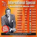 The 45s International Special - Saturday 6th March 2021: Tony Doyle