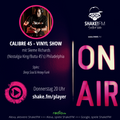 9. Calibre 45 Vinyl Show // Skeme Richards - Nostalgia King / Butta 45's // Philadelphia 22.07.2021